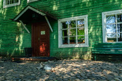House-museum of Fyodor Dostoyevsky Royalty Free Stock Image