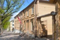 House-museum Volkov merchants. Stock Images