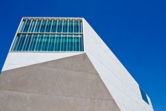 House of Music (Casa da Musica) in Porto. royalty free stock photography