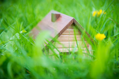 House in nature Stock Photography