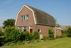 House in the Netherlands Stock Image