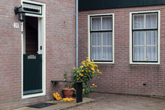House in Netherlands Stock Photos