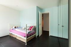House, nice bedroom Stock Photo