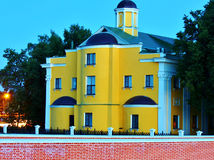 House of night city Stock Image
