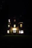 House at night Stock Photo