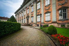 The House of Nobility, Riddarhuset, in Galma Stan, Stockholm, Sw Royalty Free Stock Photos