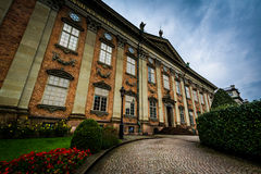 The House of Nobility, Riddarhuset, in Galma Stan, Stockholm, Sw Royalty Free Stock Images