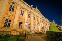 The House of Nobility, Riddarhuset, at night, Galma Stan, Stockh Stock Photos