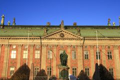 The House of Nobility Stock Images