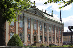 House of Nobility, Stockholm royalty free stock image