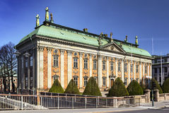 House of Nobility , Stockholm Stock Photos