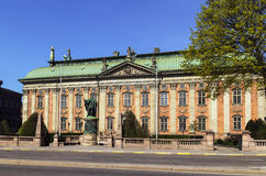 House of Nobility , Stockholm Stock Photo