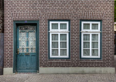House Number 7 Royalty Free Stock Photos