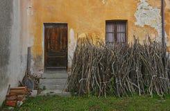House in Oborza Stock Photos