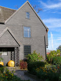 House Of Seven Gables Stock Images