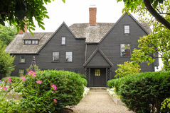 Free House Of Seven Gables Stock Photo - 66588660