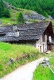 house old 免版税图库摄影