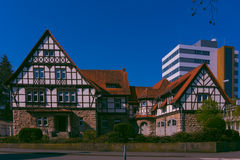 House in old german style Royalty Free Stock Photography