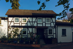 House in old german style Royalty Free Stock Image