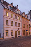 House in old Riga. Latvia Stock Image