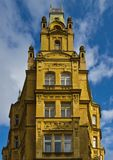 House in the old town of Praha in the Czech Republic Stock Photos