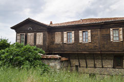 House of the Old town of Sozopol Royalty Free Stock Image