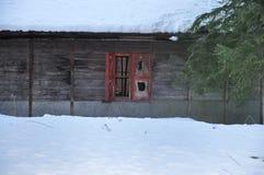 House. Old House in Trentino Alto Adige Stock Photos
