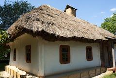 house old ukranian Стоковое Изображение