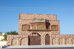 House in Oman Stock Photography