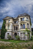 House On Haunted Hill Stock Image