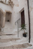 House in Ostuni Royalty Free Stock Image