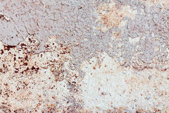 House paint on concrete walls texture background Royalty Free Stock Image