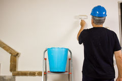 House painter Stock Image