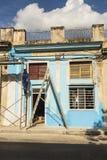 House painter taking a break Havana stock photos