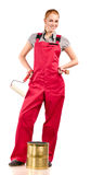House painter Stock Photo