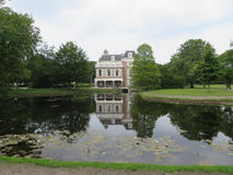 House of park Clingendael in The Hague (Holland) Royalty Free Stock Images
