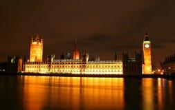 house parlamentet Arkivfoto