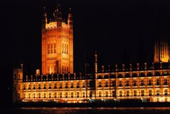 house parlamentu Obraz Royalty Free