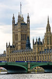 House of Parliament. Details, House of Parliament, London, UK Royalty Free Stock Photo