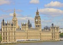 House of Parliament. London, United Kingdom Royalty Free Stock Image