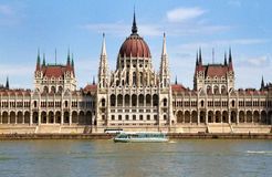 House of Parliament, Budapest Stock Photography