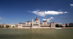 House of Parliament, Budapest Stock Image