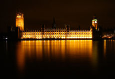 House of Parliament England Stock Image