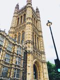 House of Parliament stock photo