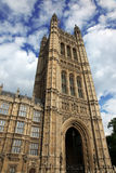 House of Parliament in London Royalty Free Stock Image