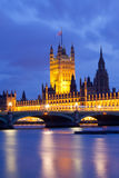 House of Parliament London Royalty Free Stock Image