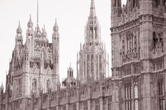 House of Parliament, London Stock Images