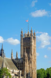 House of parliament london england Royalty Free Stock Photos