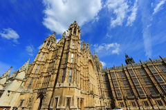 House of Parliament, London, UK Stock Photo