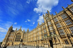 House of Parliament, London, UK Stock Image